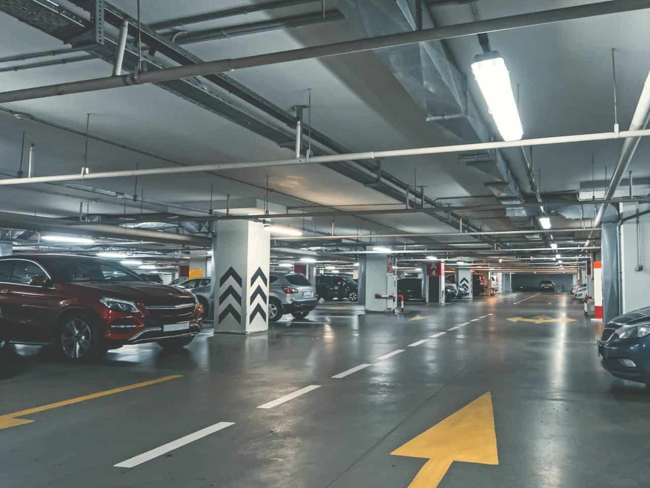 Parking structure services